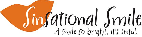 Sinsational smile logo