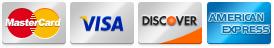 credit and debit cards logos