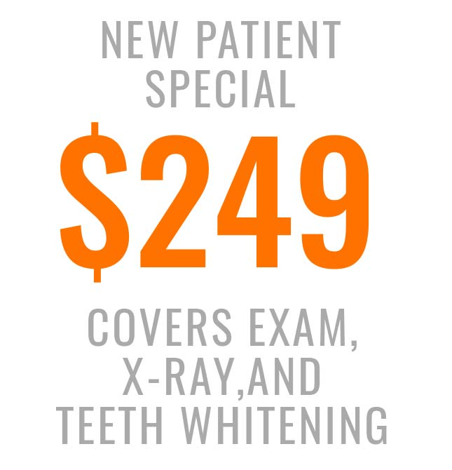 OC Dental Specialists New Patient Special